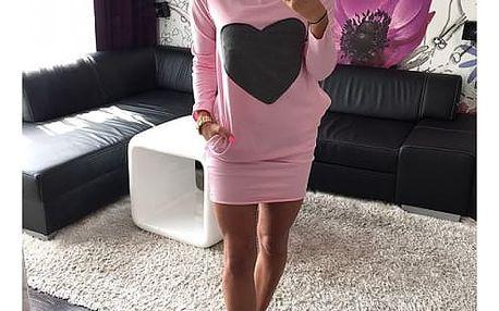 Krátké šaty s kapsami - 3 barvy