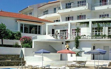Řecko - Samos na 8 až 15 dní, polopenze nebo snídaně s dopravou letecky z Prahy