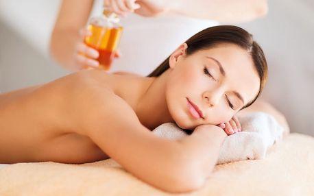 Uvolňující masáže v délce 30 nebo 60 minut v Praze