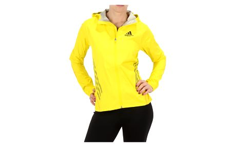 Dámská běžecká nepromokavá bunda Adidas Performance vel. EUR 36, UK 10