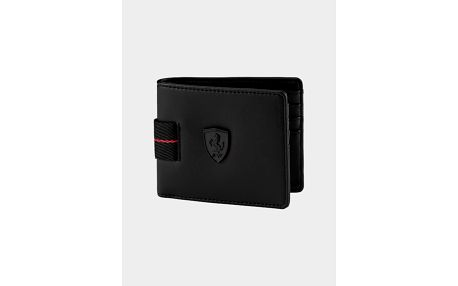 Peněženka Puma Ferrari LS Wallet M UNI Černá + DOPRAVA ZDARMA