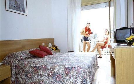 Itálie - Lido di Jesolo na 8 až 11 dní, polopenze nebo snídaně s dopravou vlastní