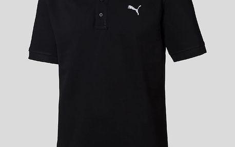 Tričko Puma ESS Pique Polo L Černá