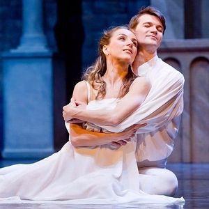 V červnu na baletní představení Romeo a Julie