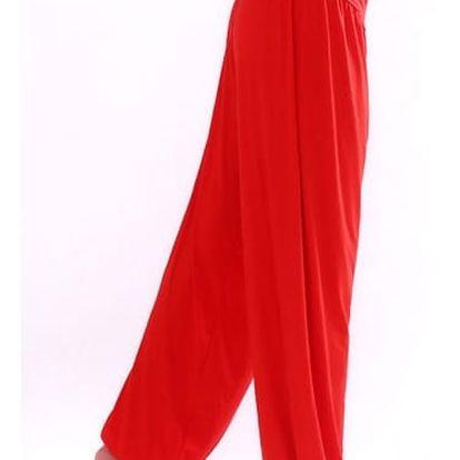 Dámské harémové kalhoty - 8 barev