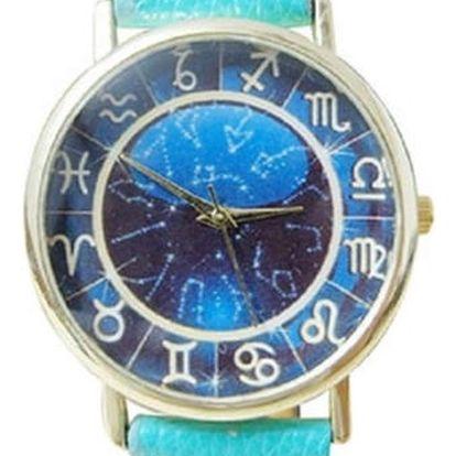 Dámské hodinky se znameními zvěrokruhu - dodání do 2 dnů