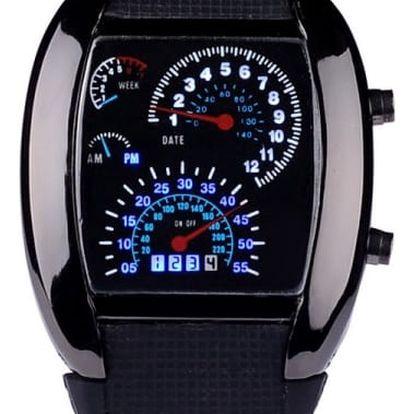 Automobilové hodinky - dodání do 2 dnů