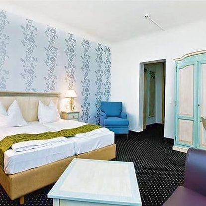 3 až 6denní Ultra All Inclusive wellness pobyt pro 2 v hotelu Rathaus v Německu