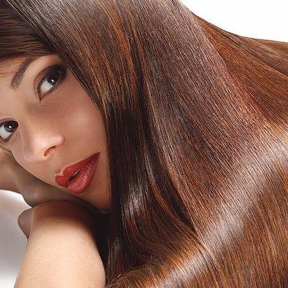 Kadeřnický balíček s keratinem pro krásné vlasy