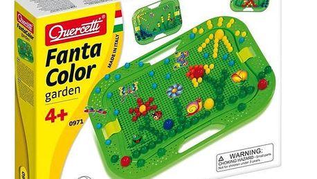 Quercetti Fantacolor Design Garden 200ks