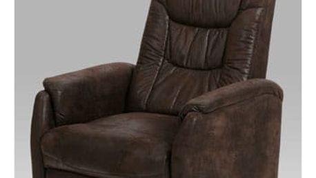Relax. křeslo TV-7013 BR3 Autronic