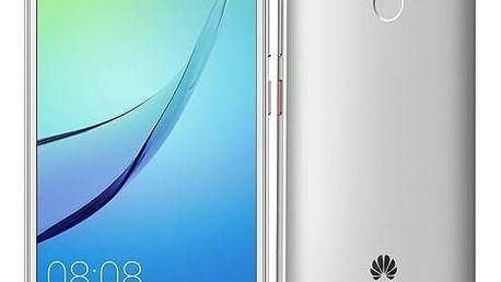 Mobilní telefon Huawei Nova Dual SIM - Mystic Silver (SP-NOVADSSOM) Power Bank Huawei AP007 13000mAh - černá (zdarma)Software F-Secure SAFE 6 měsíců pro 3 zařízení (zdarma) + Doprava zdarma