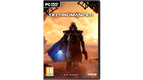 The Technomancer (PC) - PC