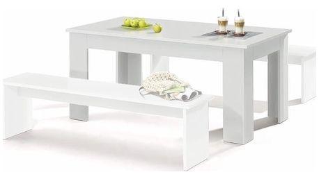 Stůl MUNCHEN bílá