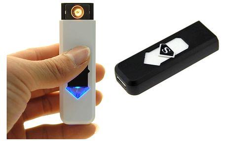 Elektrický zapalovač cigaret, nabíjení přes USB