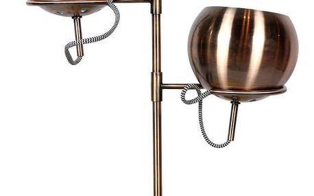 Měděná stolní lampa Red Cartel Bullit - doprava zdarma!