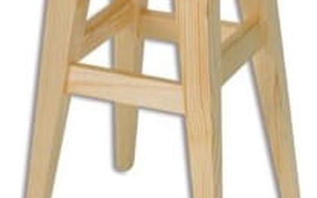 Stolička KT248 masiv dub