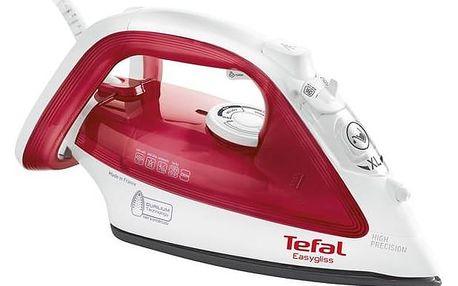 Tefal Easygliss FV3922E0 červená