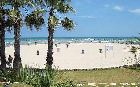 10denní Itálie, Marche | Residence Collina*** | Na pláži! | Autobusem | Doprava v ceně | Garance nejnižší ceny