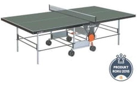 SPONETA S3-46i zelený stůl na stolní tenis