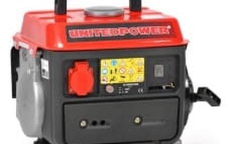 HECHT GG 950 DC benzínový generátor
