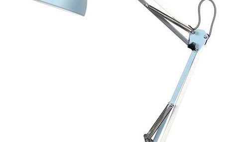 Modro-bílo-šedá stolní lampa Red Cartel Archi - doprava zdarma!