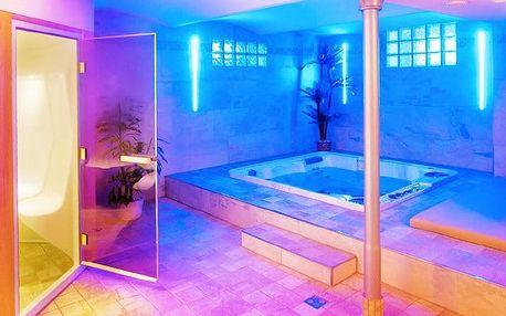 3–8denní wellness pobyt s polopenzí v hotelu Subterra*** v Krušných horách pro 2