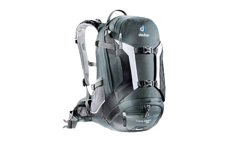 Deuter Trans Alpine 25 Granite/black 25l cyklobatoh