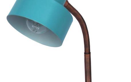 Modrá stolní lampa Red Cartel Maxwell