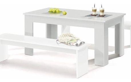*Stůl MUNCHEN bílá