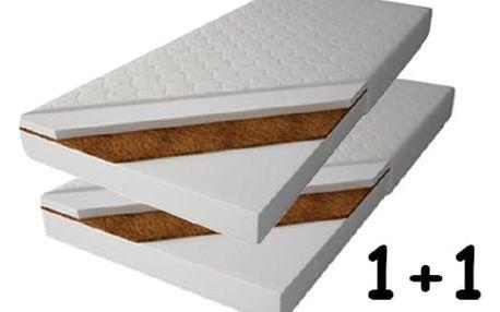 Pěnová matrace Bona 90x200 cm 1+1