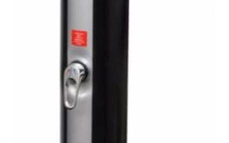Venkovní solární sprcha se sprchovou hlavicí a baterií 35L V0501 Dekorhome