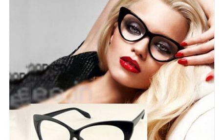 Vintage brýle Jaqueline