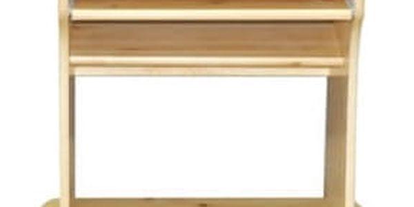Psací stůl Pablo borovice