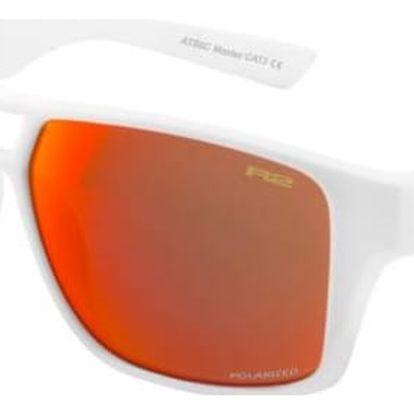 Sportovní sluneční brýle R2 MASTER AT086C bílá lesklá AT086C
