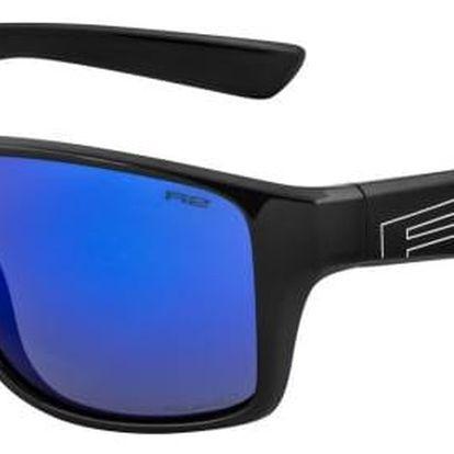 Sportovní sluneční brýle R2 MASTER AT086E černá rubber AT086E