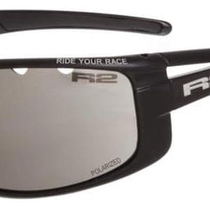 Sportovní sluneční brýle R2 BUZZ XL AT081B černá lesklá AT081B