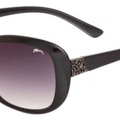 Sluneční brýle Relax Leila R0298A černá Uni
