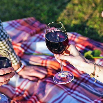 Pobyt v centru vinařské obce nedaleko Znojma s neomezenou konzumací vína