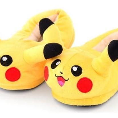 Bačkory Kigu pikachu