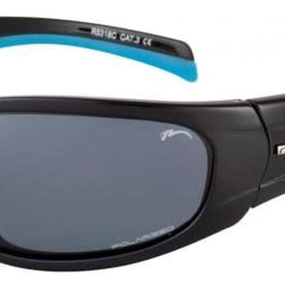 Sluneční brýle Relax Nargo R5318C černá/modrá Uni