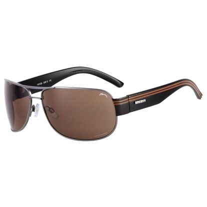 Sluneční brýle Relax Rhodus R1120 hnědá Uni