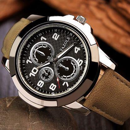 Pánské hodinky v luxusním designu - 4 varianty