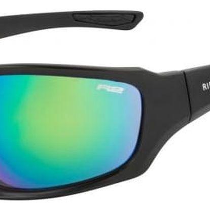 Sportovní sluneční brýle R2 RIVAL AT089A černá lesklá AT089A