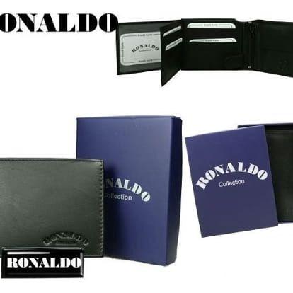 Pánská peněženka z pravé kůže RONALDO