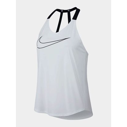 Tílko Nike W NK BRTHE TANK ELASTKA GRX SW XS Bílá