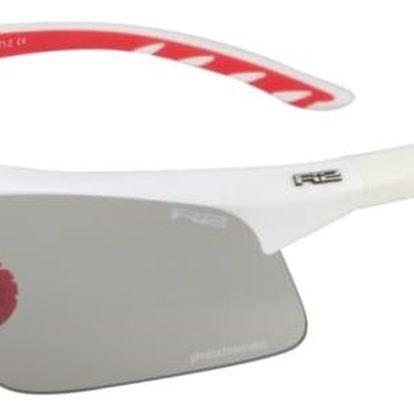 Sportovní sluneční brýle R2 HUNTER AT061D bílá, červená lesklá AT061D
