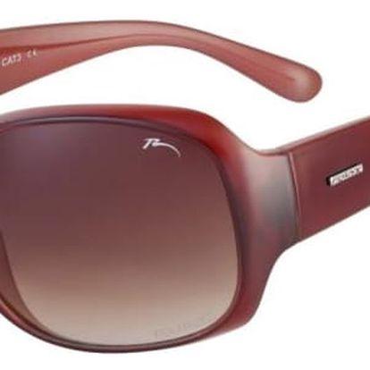 Sluneční brýle Relax Jerba R0295H hnědá Uni