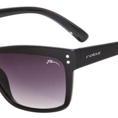 Sluneční brýle Relax Tonga R2293A lesklá, černá R2293A