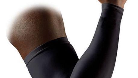 Zahřívací návlek na loket s protiskluzovými proužky